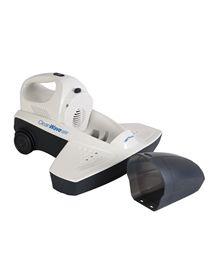 The CleanWave Sanitizing Portable Vacuum Reduces germs and deodorizes while you vacuum. Safely sanitizes surfaces including mattress covers and bathroom floors without irritants or residues.Combats certain molds and allergens without chemicals or liquids.