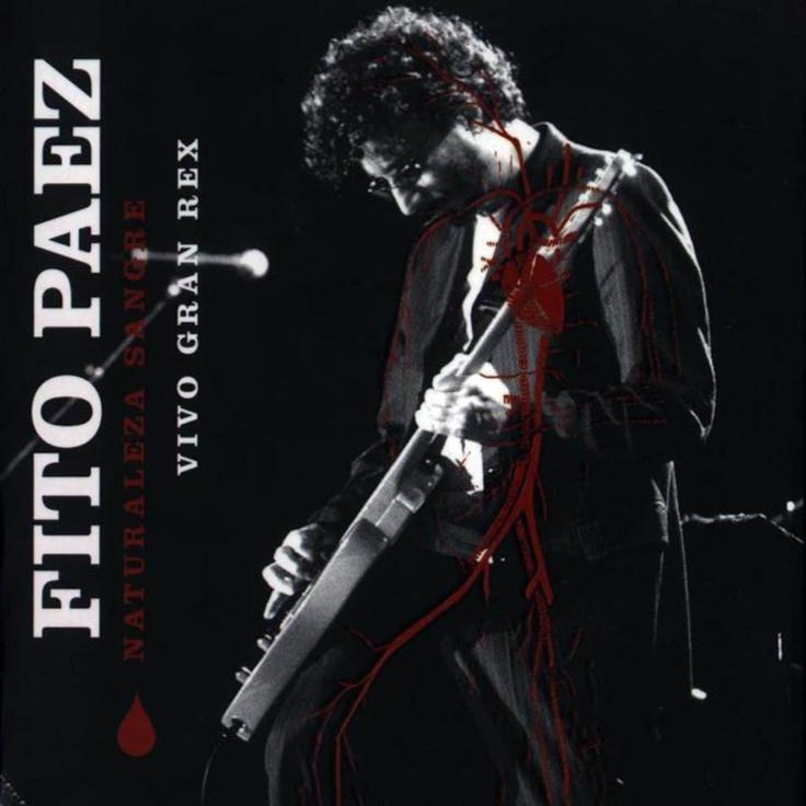 Fito Páez (Rosario, 13 de marzo de 1963), es un músico y cantautor de rock, cineasta y guionista argentino, integrante de la llamada Trova rosarina.