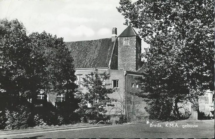 Nassautoren KMA Breda1965