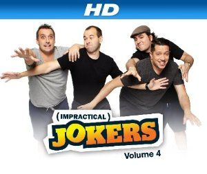 Impractical Jokers Season 4, Ep. 1 [HD] For Free @ Amazon - HotDeals For the hottest deals check us out at www.hotdeals.com or on FB! www.facebook.com/hotdealscom