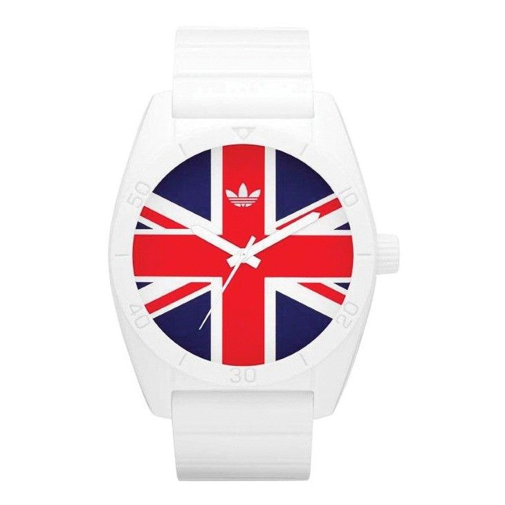 watchsupermarket.co.uk - Unisex Adidas Watch - Union Jack Collection