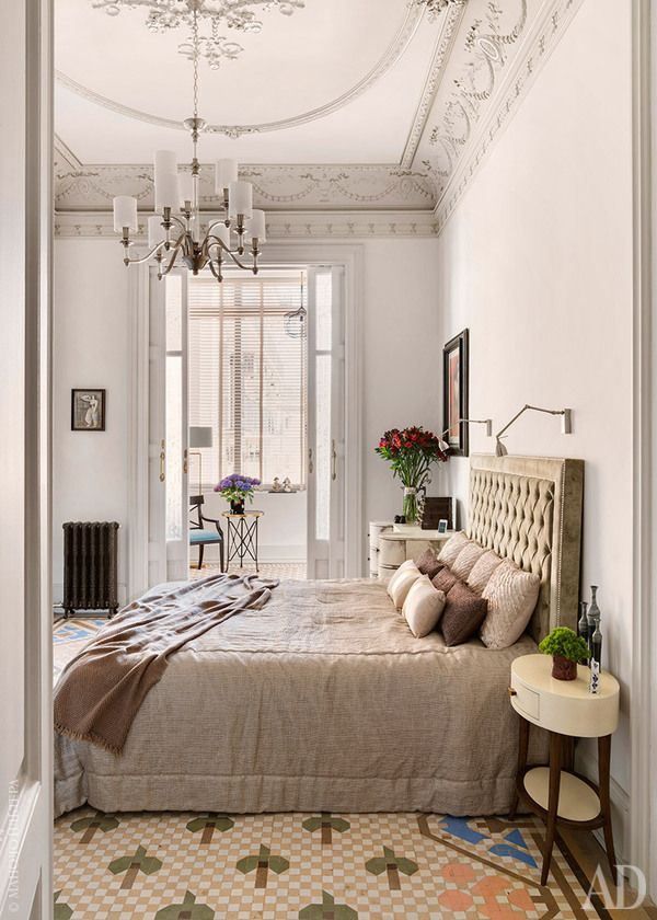 Квартира в Барселоне – фото интерьера | AD Magazine