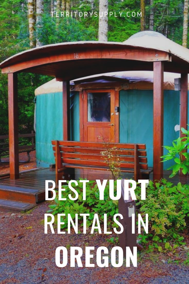 For Your Glamping Pleasure: The Best Yurt Rentals in Oregon