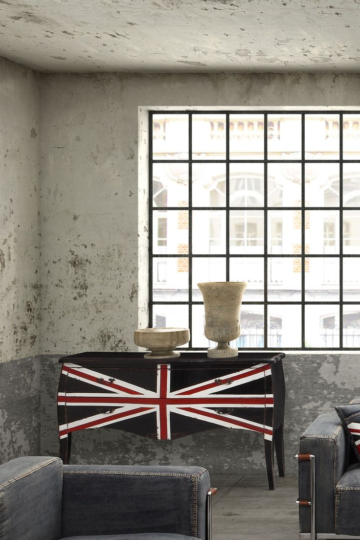 78 best Union jack images on Pinterest   Furniture, Red and DIY