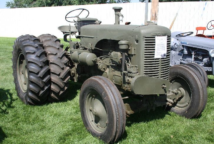 1942 Case Tractor : A very rare case tractor click here for the