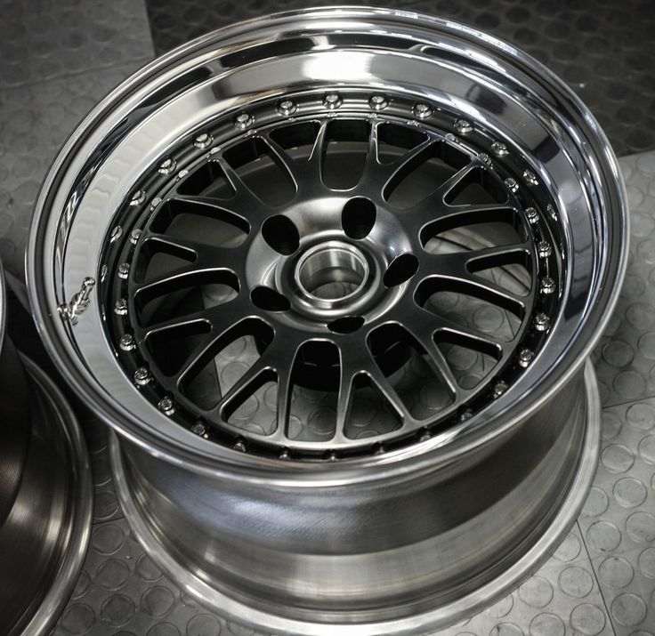 LM20-3pc • Weld Wheels