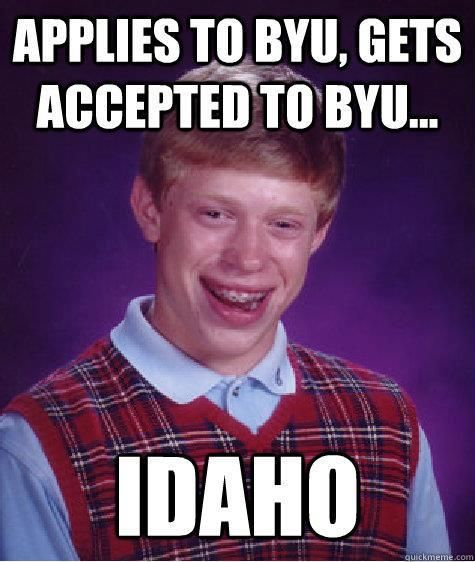 3007c7eaf9049533f9a532e3ce466e1c 7 best byu memes images on pinterest funny stuff, funny things and