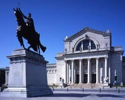St. Louis Art Museum. Fond childhood memories there.