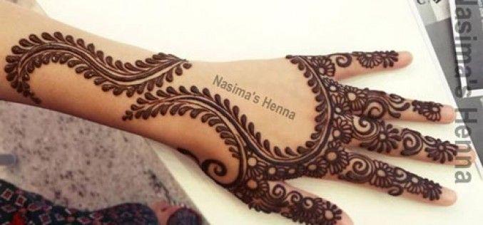 Henna Tattoo Dubai Price: Top 10 Beautiful Hands Mehndi Designs In Dubai India