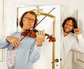 ANDRE RIEU FAN SITE THE HARMONY PARLOR: The Dream Factory of Rieu and Son Pierre