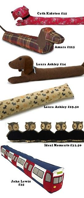 Draft excluders