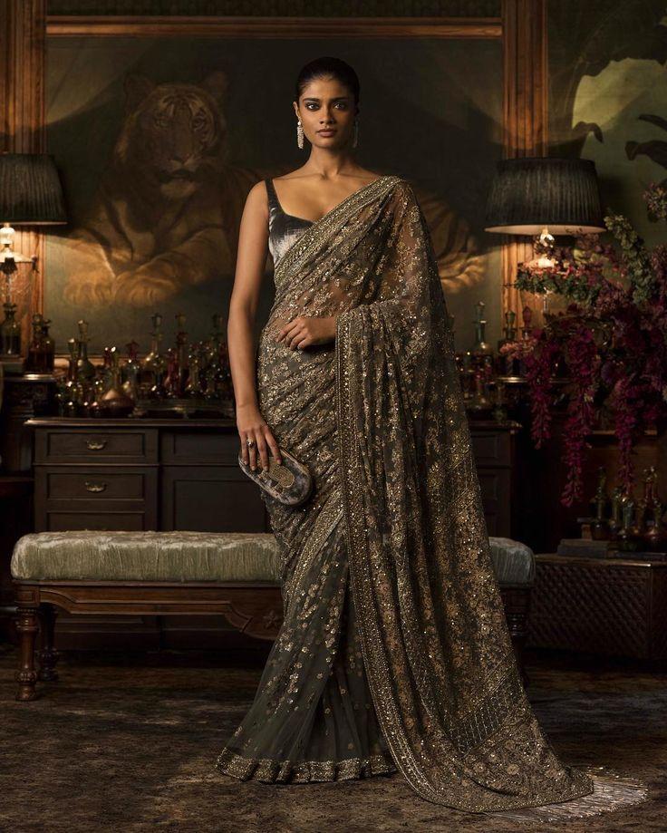 """D E S I . T H R E A D S - strictly-indian-fashion:   """"Firdaus"""" by Sabyasachi..."""
