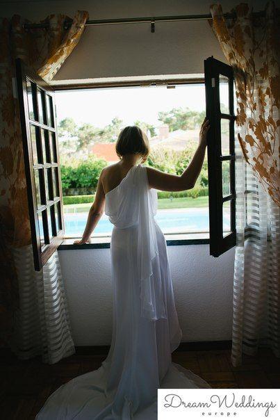 October 2014, Lisboa, Aroeira. Wedding at the private villa. Photo by Olga Moreira
