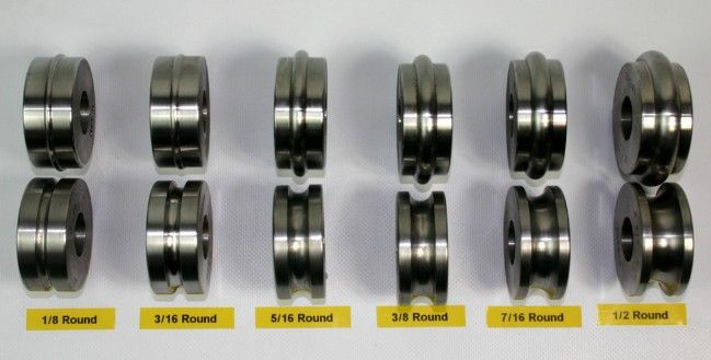 Jd Squared Br 23 Roll Sets Bead Roller English Wheel