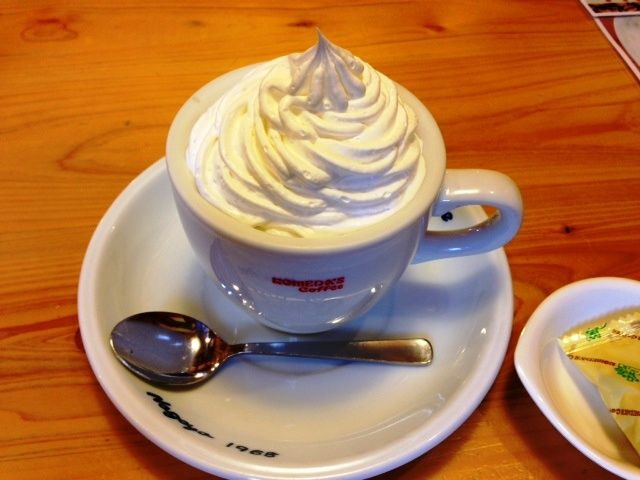 「ウインナコーヒー」の画像検索結果