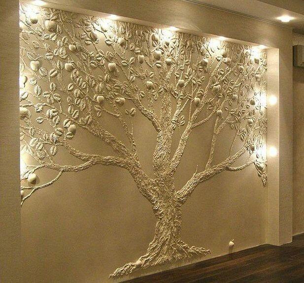 Gold aple tree