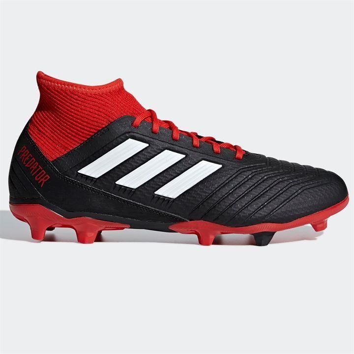 adidas Predator 18.3 Mens FG Football Boots   Mens football boots ...