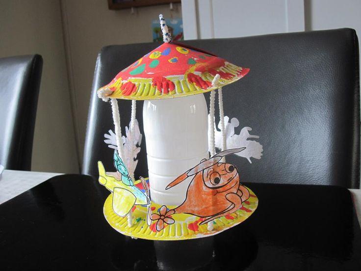 carousel craft                                                                                                                                                                                 More