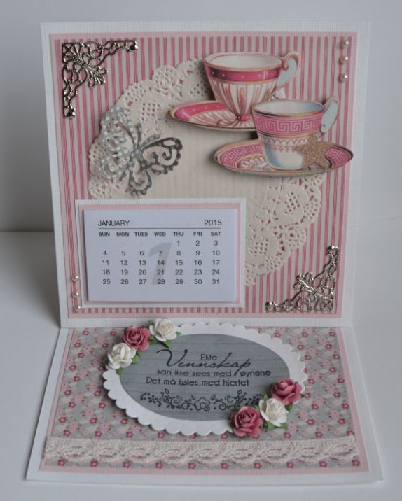 3 kalendere:)