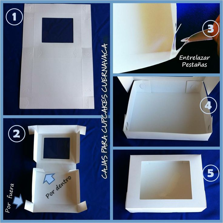 Caja Rectangular con Ventana Chica (Caja para galletas chica). Contáctanos: http://www.facebook.com/pages/Cajas-para-Cupcakes-Cuernavaca/132380216935332?ref=hl Mail: cupcakesboxes@yahoo.com