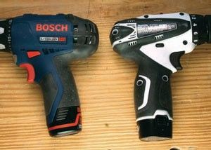 Comfort is key. The acute angle at the rear of the Bosch tool causes discomfort to your hand during prolonged use. The more opened an...