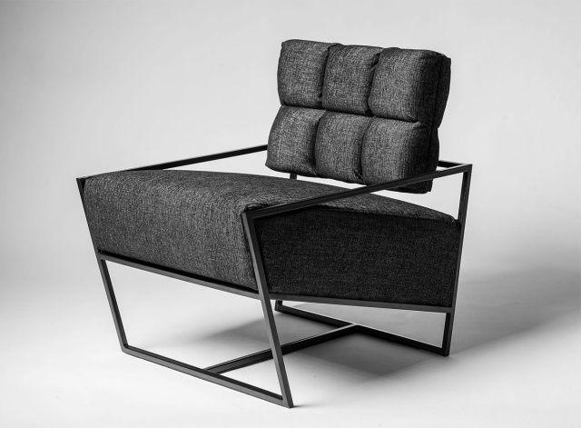 Meble inspirowane Afryką: fotel NOMOTO. Studio FECHNER