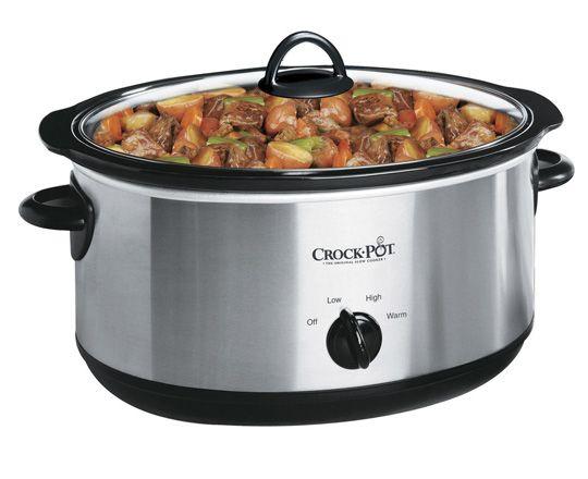 The Original Crock Pot Slow Cooker