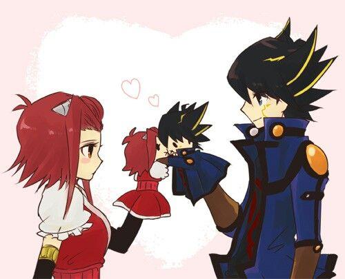 yusei and akiza relationship advice