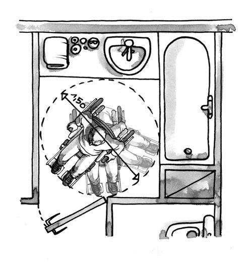 les 7 meilleures images concernant architecture r glementation pmr logement neuf sur pinterest. Black Bedroom Furniture Sets. Home Design Ideas