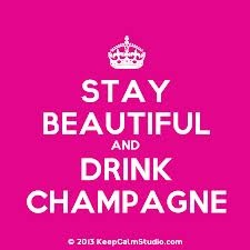 Drink Champagne!