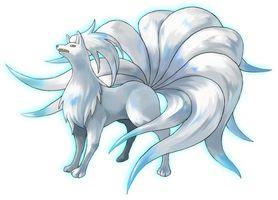 I just want a shiny Ninetales because shiny Ninetales.