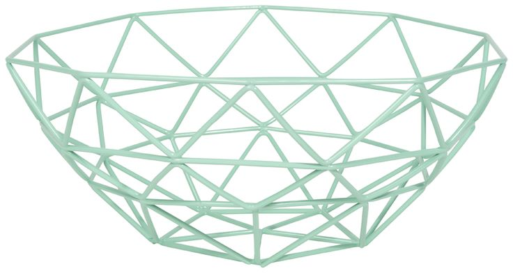 PURCHASED! Gem Basket Mint | The Art of Home $34 | 1 Requested | 1 Purchased