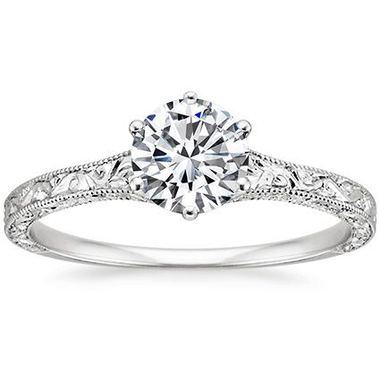 engagement michaelkorsinc detailed rings wedding ring with antwerp solitaire of band diamond