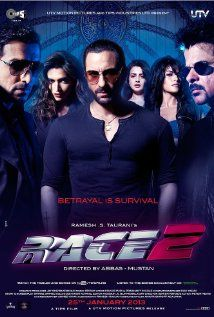 Saif Ali Khan returns to the role of Ranvir with a higher-profile cast for this sequel to the 2008 hit. Bipasha Basu will somehow reprise her role of the deceased Sonia, too.