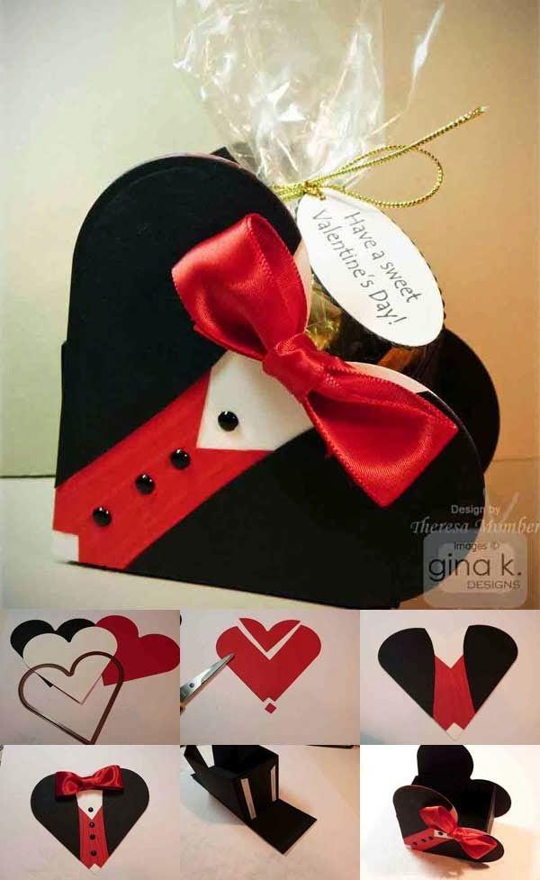 Homemade Valentines Day Gifts For Him Modern Magazin Art Design