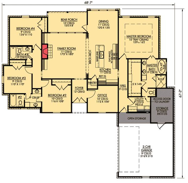 37 Best Images About House Plans On Pinterest House