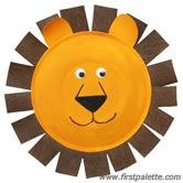 http://www.firstpalette.com/Craft_themes/Animals/paperplateanimals/paperplateanimals.html