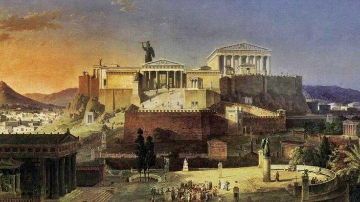 Αθήνα κόρη τ' ουρανού - Μαίρη Λίντα