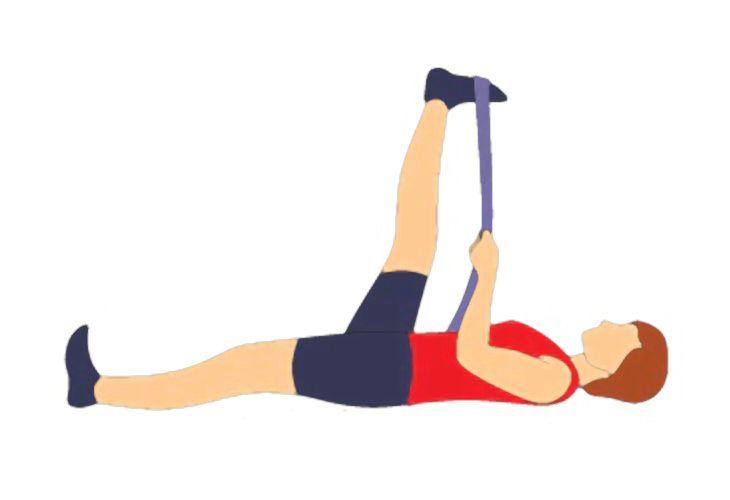 7 Ejercicios De Yoga Para El Dolor Ciatico Salud Todo Mail Dolor De Ciatica Posturas De Yoga Ejercicios De Yoga