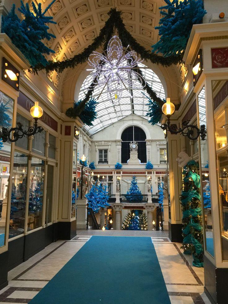 Passage Pommeraye Noël 2016
