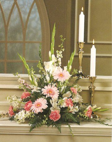 wedding church decorating ideas pictures | decorate a flower girl basket make your own church decorations