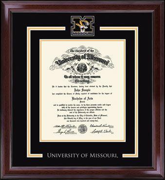 Missouri Frames And Diploma Frame On Pinterest