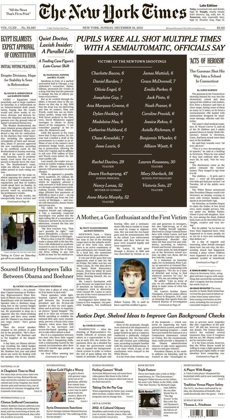 new york times sunday paper The new york times in print for wednesday, august 15, 2018.