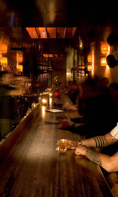 Matterhorn Bar & Restaurant, Cuba St, Wellington, NZ