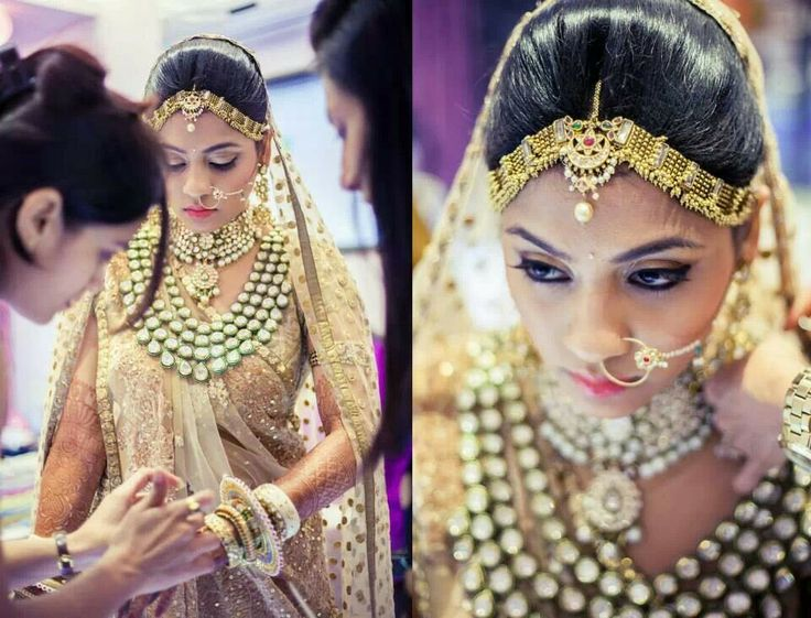 Ahhh the jewels on this bride to die for