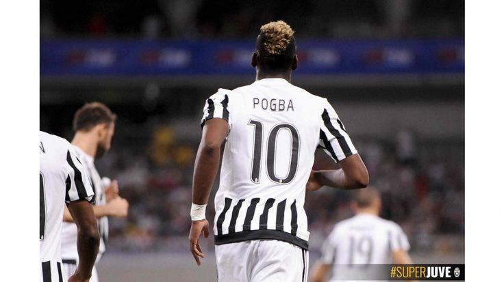 La GALLERY di Juventus-Lazio - Juventus.com Supercoppa italiana 2015 Una maglia preziosa!