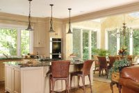 Sunroom Off Kitchen Design Ideas