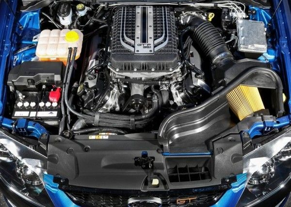 2014 FPV GT-F 351 Engine review