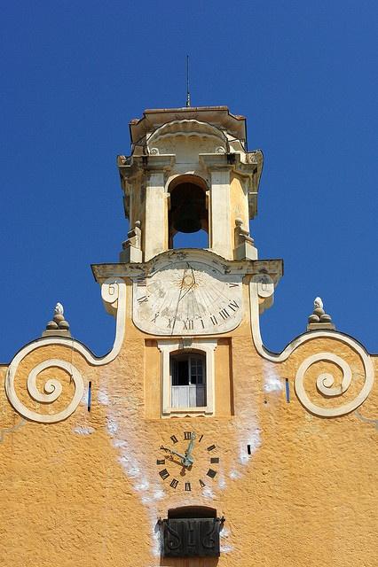 Bastia church, Corsica