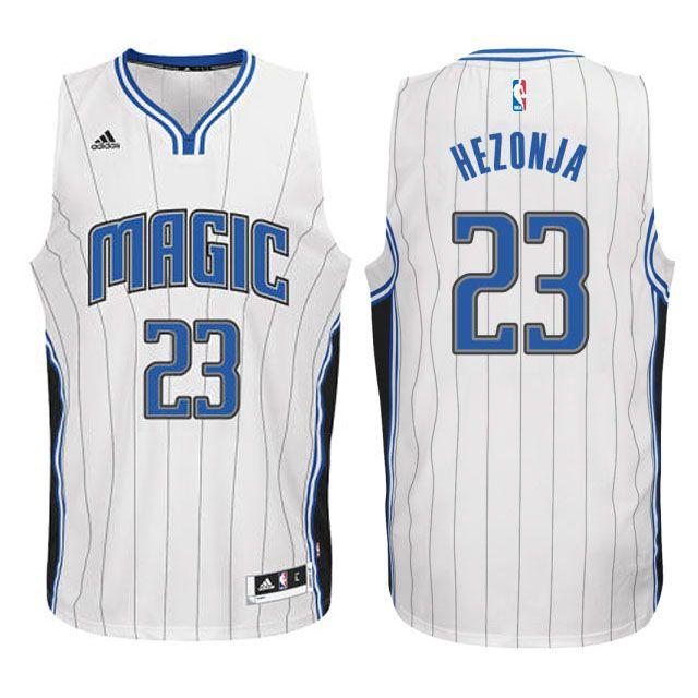 Mario Hezonja Orlando Magic #23 New Swingman White Home Jersey